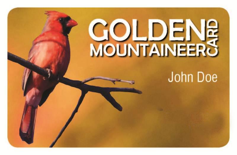 My Mountaineer Card >> Golden Mountaineer Card Application